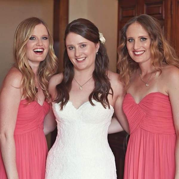 Our 'Ripple Effect' necklaces are beautiful but not as beautiful as these three sisters! #showthelovejewelry #sisters