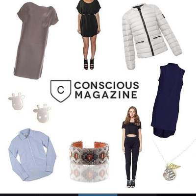 Thanks @orange_harp and @cmagazine for showing us the love and choosing our 'I am love, I am change' as one of your top jewelry picks! #showthelovejewelry #eco-conscious #bethechange