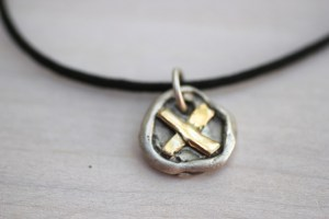 x marks the spot choker