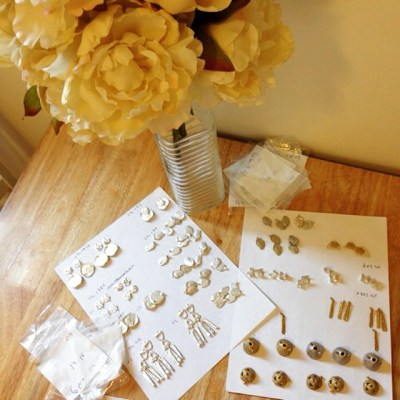 Molly making all things #beautiful in New York! #showthelovejewelry