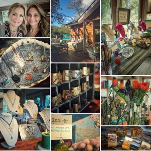 inspirational jewelry trunk show
