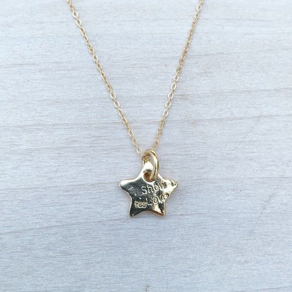 Tiny Wonder Star Necklace