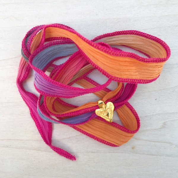 show the love for yourself wrap bracelet wrap