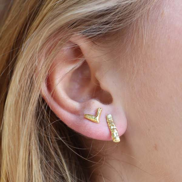 Truth Stick earrings