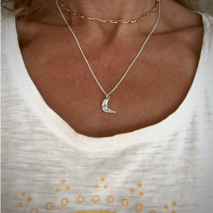 Sun and Moon We Belong Together Necklace