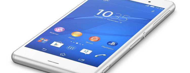 Sony Xperia Z3 Lollipop Актуализация