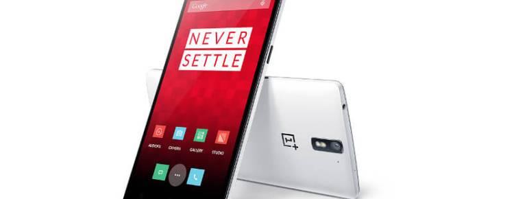 OnePlus Salah satu pembaruan Lollipop CM12 OTA