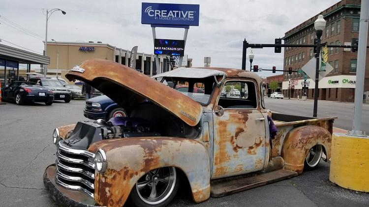 Joy Ride 4 Truck