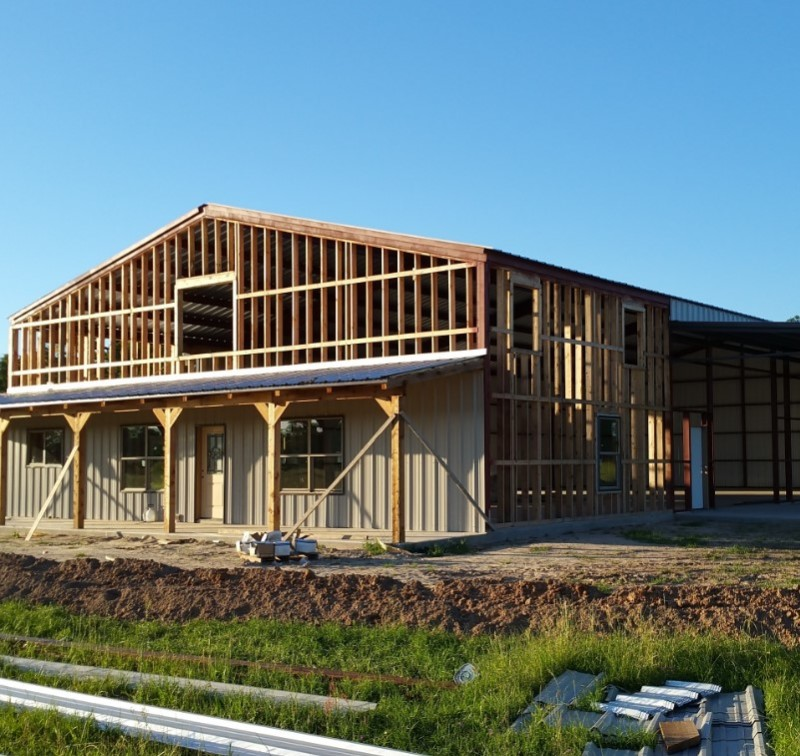 Barndominium cost references in texas for Barn homes in texas