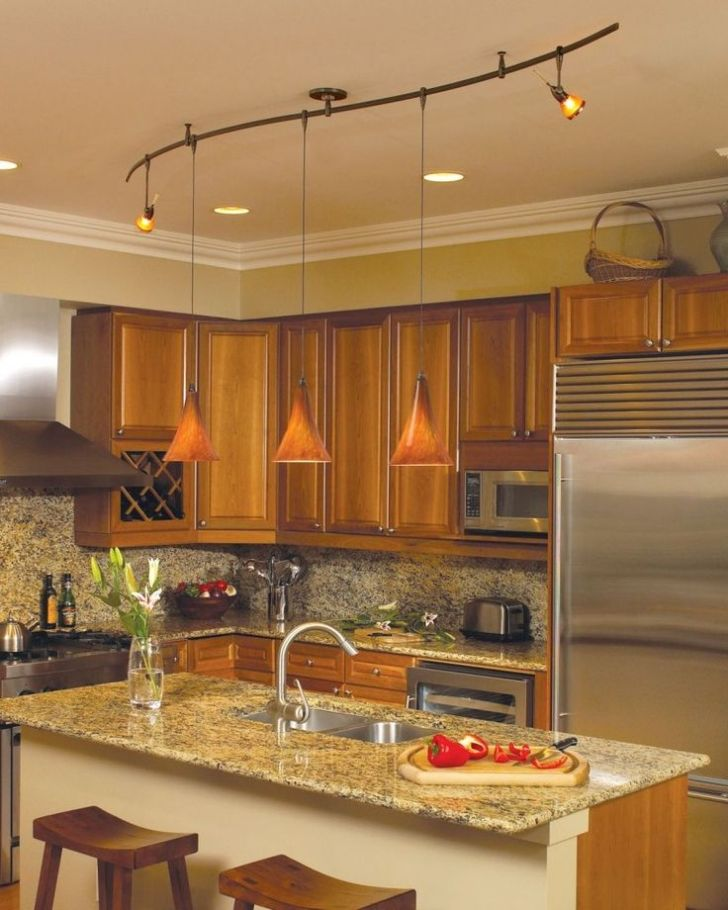 17 Best Ideas About Kitchen Track Lighting On Pinterest: Best 20+ Kitchen Lighting Design Ideas