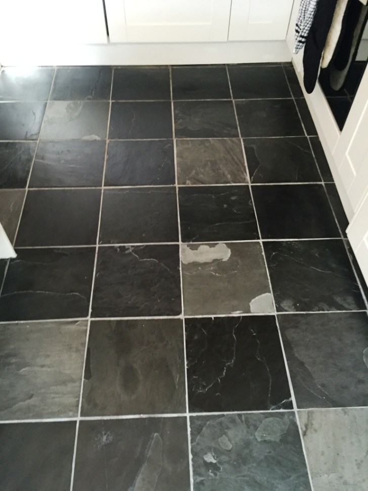 Best Slate Floor Tile Kitchen Ideas Diy Design Amp Decor