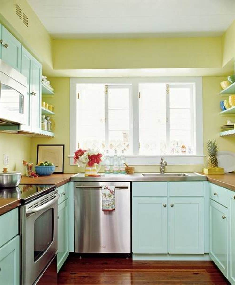 57+ Small Kitchen Ideas That Prove Size Doesn't Matter ... on Small Kitchen Ideas  id=27158