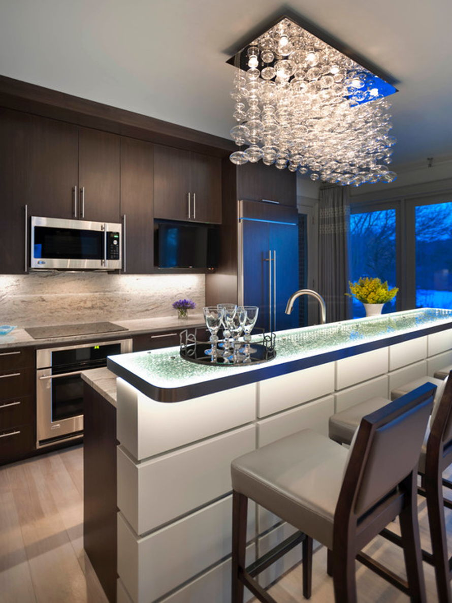 20+ Amazing Modern Kitchen Cabinet Design Ideas - DIY ... on Modern Kitchens  id=62919