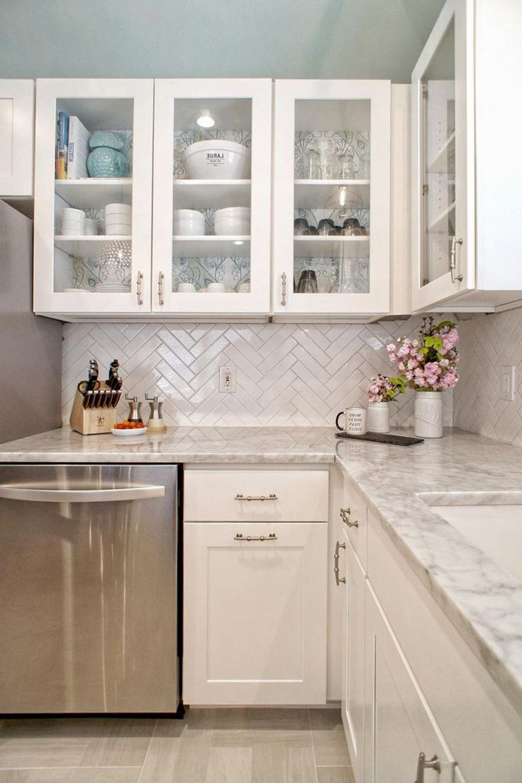 57+ Small Kitchen Ideas That Prove Size Doesn't Matter ... on Small Kitchen Ideas  id=78932