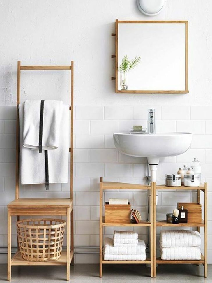 Furniture Ideas for small bathrooms