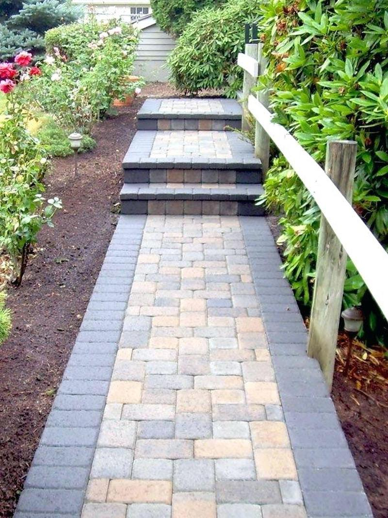 13+ Best Paver Patio Designs Ideas - DIY Design & Decor on Yard Paver Ideas  id=96335