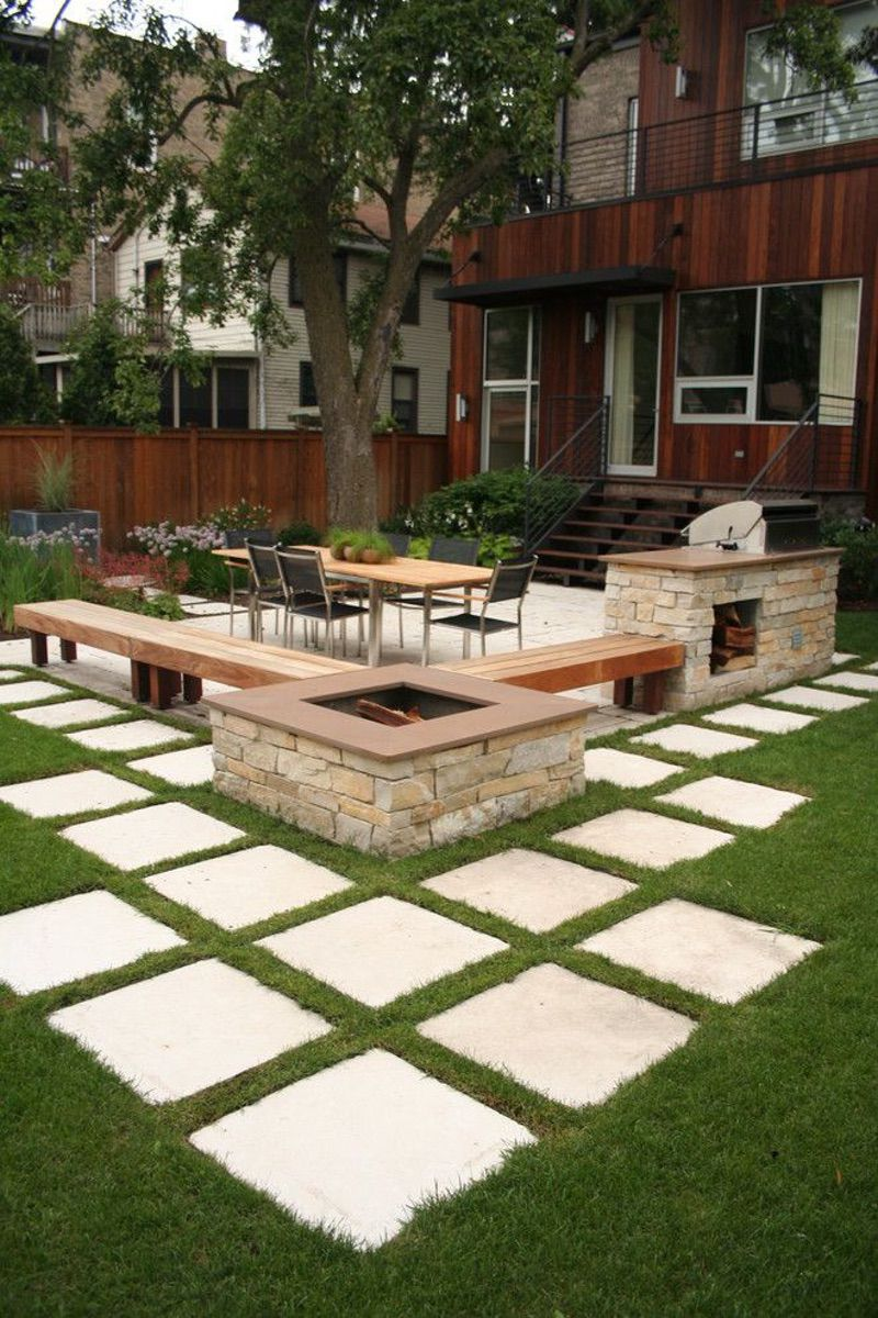13+ Best Paver Patio Designs Ideas - DIY Design & Decor on Best Backyard Patio Designs id=22939