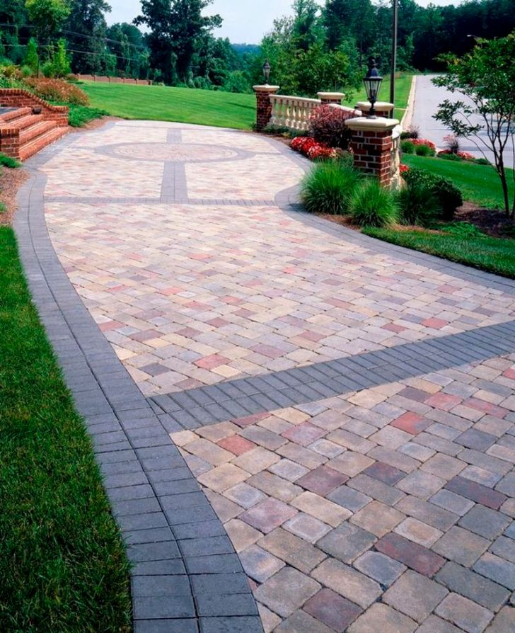 13+ Best Paver Patio Designs Ideas - DIY Design & Decor on Brick Paver Patio Designs id=99971