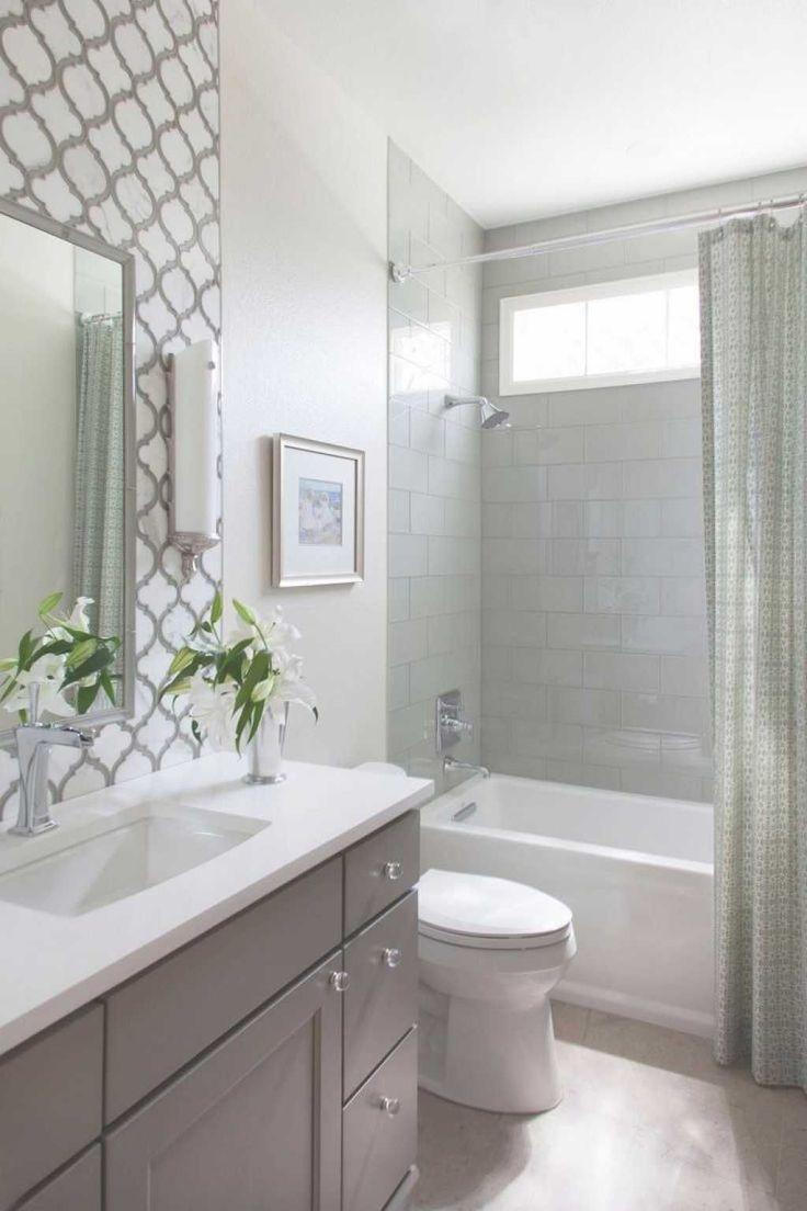 25+ Beautiful Small Bathroom Ideas - DIY Design & Decor on Bathroom Ideas Small  id=38720
