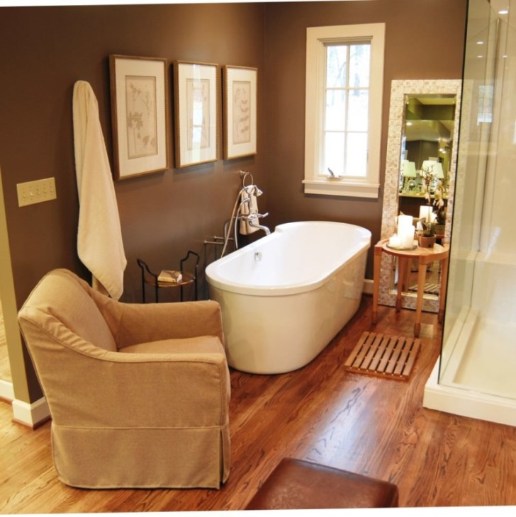 Classic Spa Bathroom Design