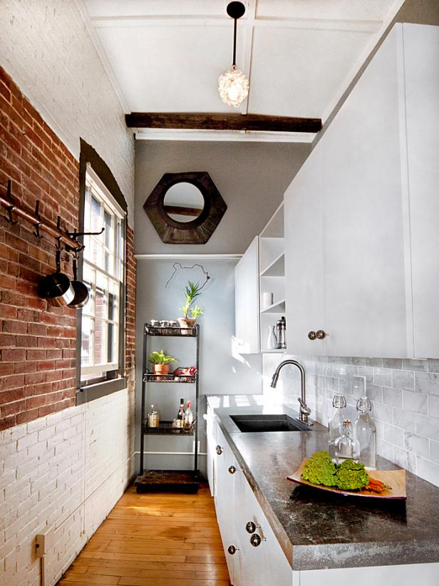 57+ Small Kitchen Ideas That Prove Size Doesn't Matter ... on Kitchen Ideas  id=20110