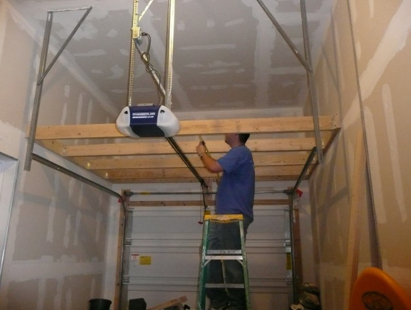 Tips To Build Garage Storage Lofts & Tips To Build Garage Storage Lofts - DIY Design u0026 Decor
