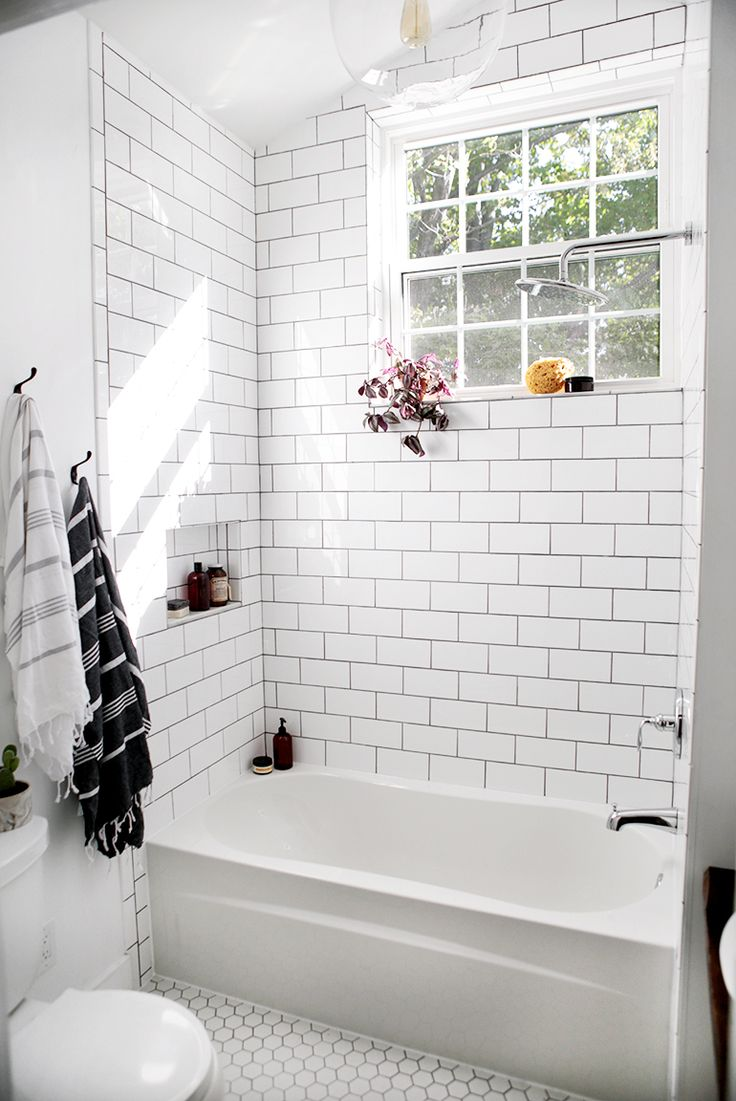 Best 20+ White Bathroom Tiles Ideas - DIY Design & Decor