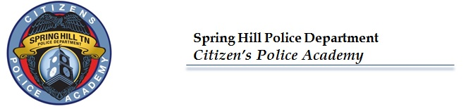 Uncategorized – Spring Hill Tennessee Police News