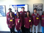 Garfield Students Touring Qualcomm