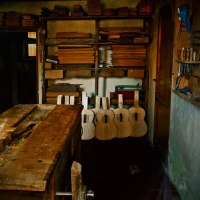 THE LUTHIERS WINDOW