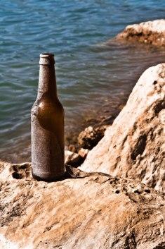 Message in a bottle?