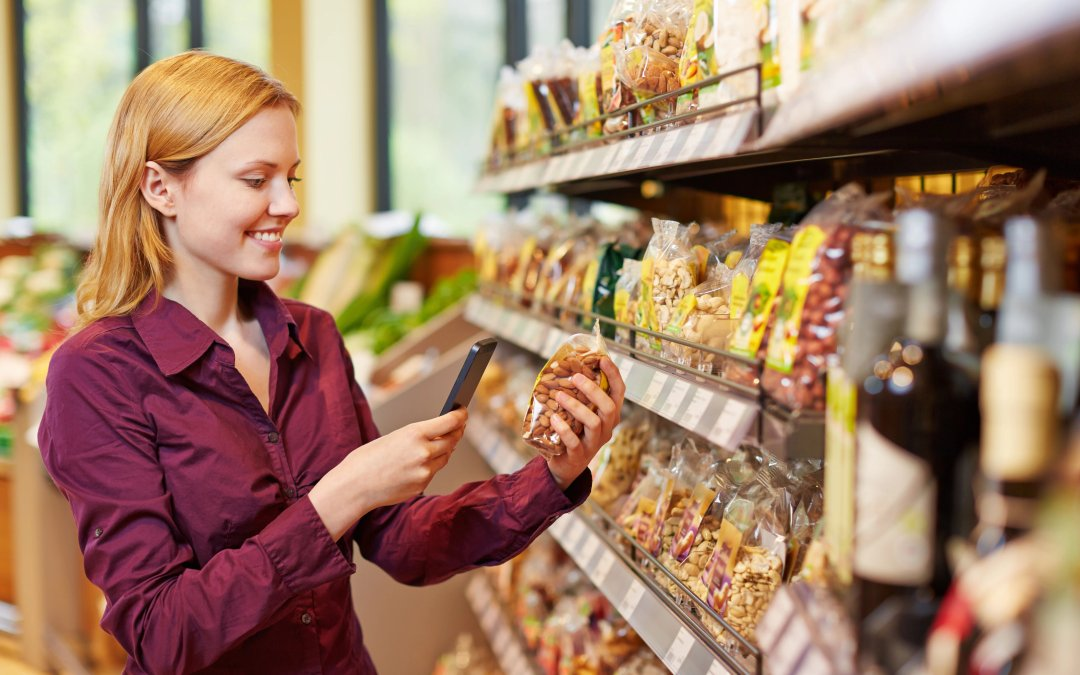 Take advantage of your customer's smartphones in-store