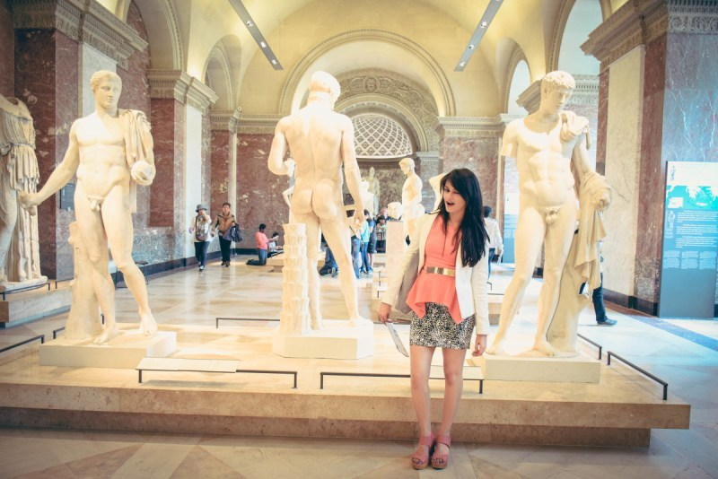 Roman Marble Sculptures
