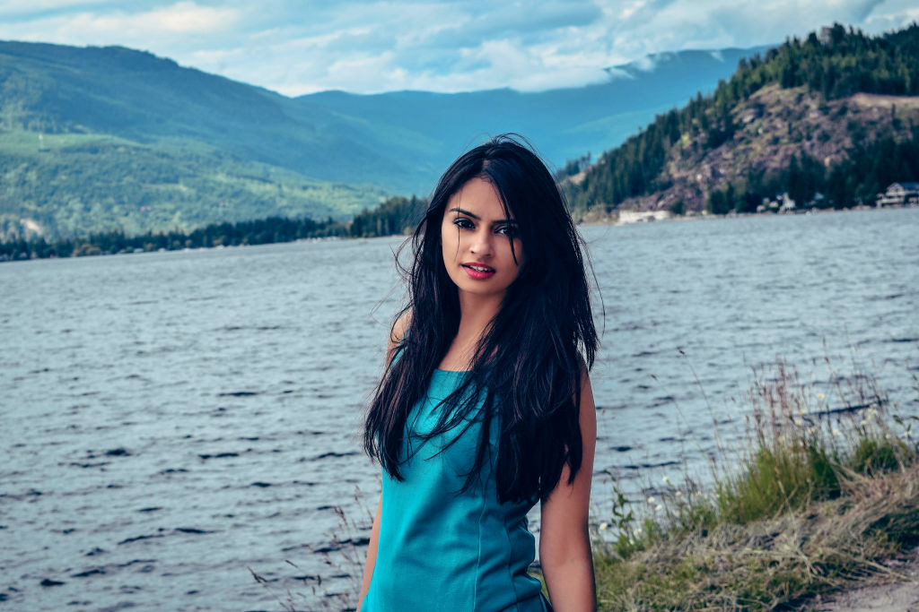 banff national park photo shoot