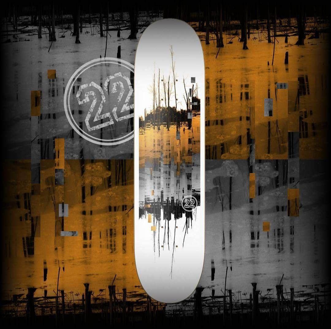 Win a new deck  from the homies at @22BoardCo  Follow @22boardco & @shralpin  Ta…