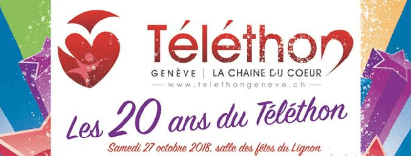 Shravaka, Telethon's 20 years – support event