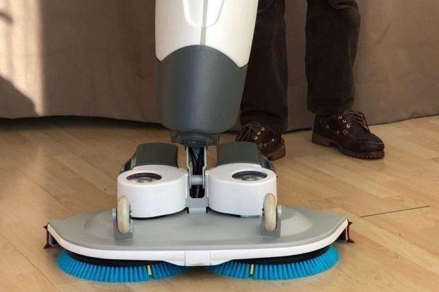 Shravaka nettoyage suisse à geneve monobrosse
