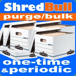 Bulk Shredding