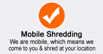 Mobile Secure Affordable Shredding