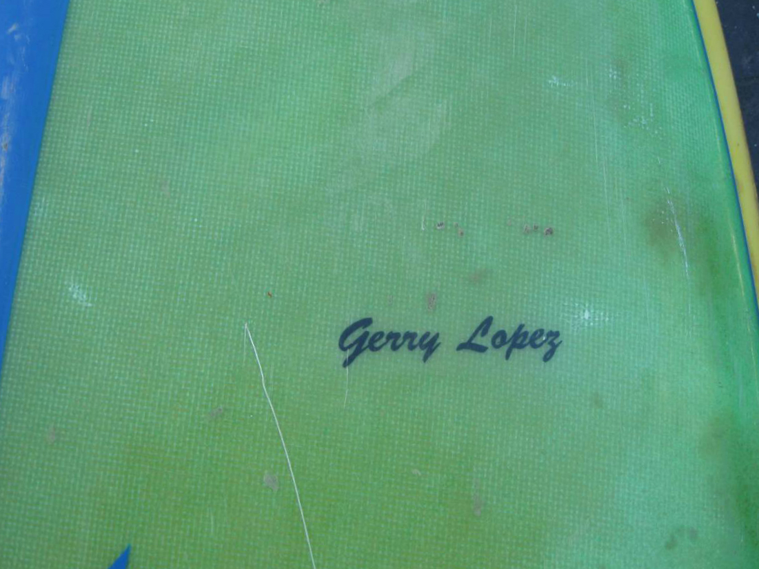 Mr Pipeline: Gerry Lopez Lightning Bolt