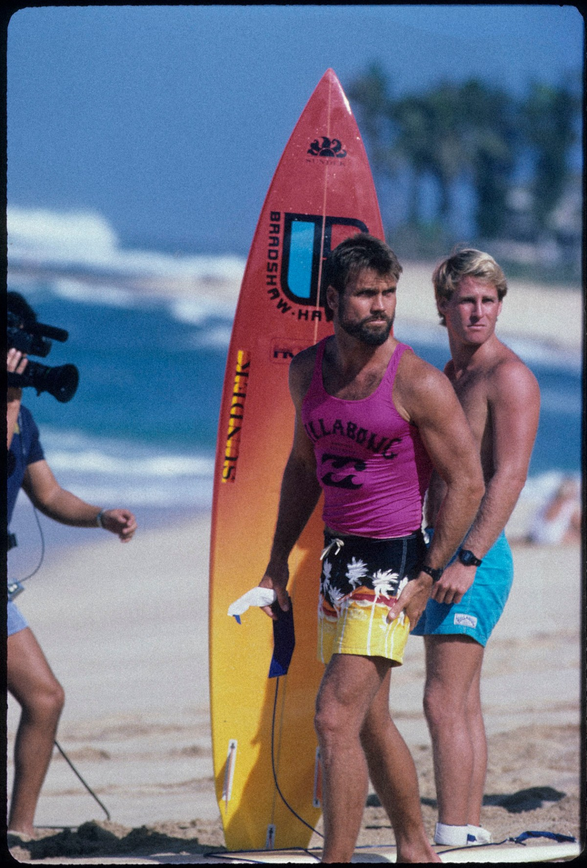 Ken Bradshaw: Big Wave Charger & Surfboard Shaper