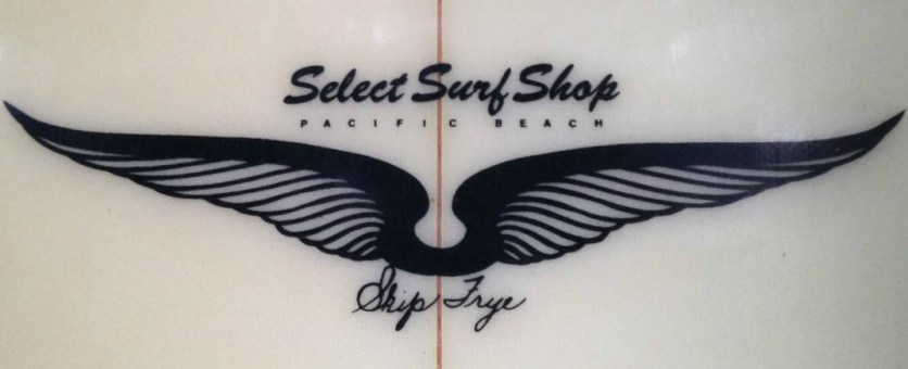 Skip Frye Select Surf Shop