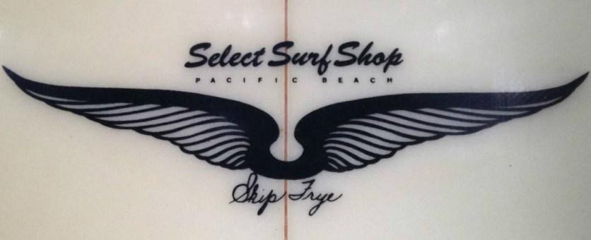 Skip Frye Select Surf Shop