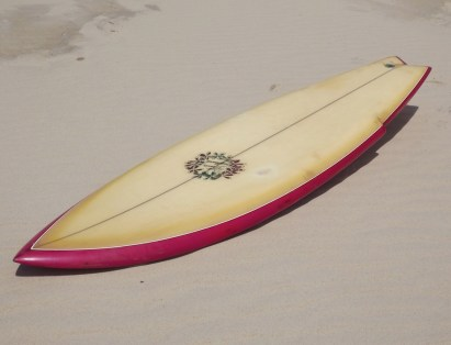Dick Brewer Vintage Sting Single Fin1