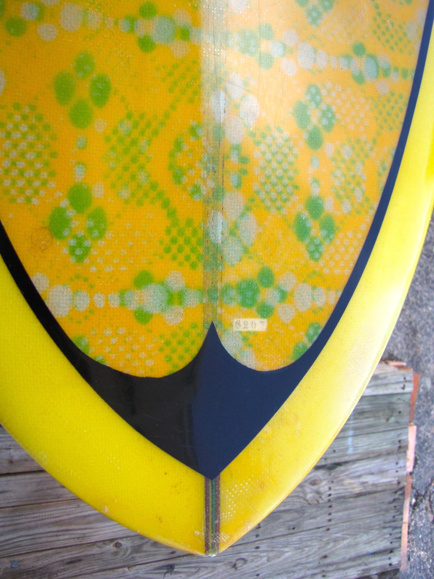 Con Surfboards CC Rider Pintail Lightweight Island Trader Surf Shop2