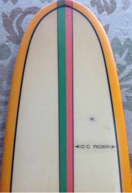 Con Surfboards CC Rider Pintail Lightweight7