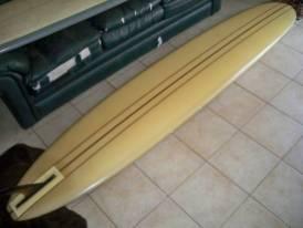 Vintage Yater Longboard Signature Surfboard Logo 1