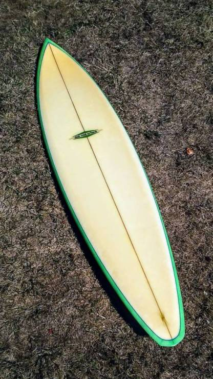 Chuck Vinson Surfboards Single Fin 3