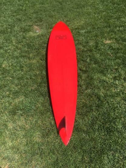 Surfboards Hawaii Gun by Owl Chapman 9'0 3