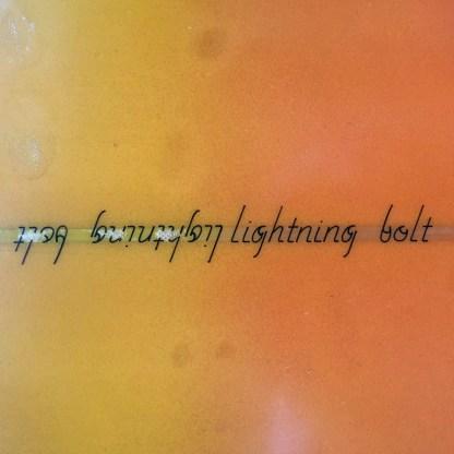 Terry Fitzgerald Lightning Bolt Surfboard Logo